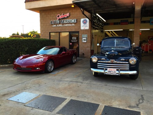 Covina Auto Repair cars New and Vintage