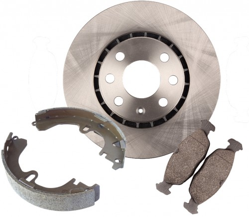Higher Quality Brake Components give you confidence and peace of mind