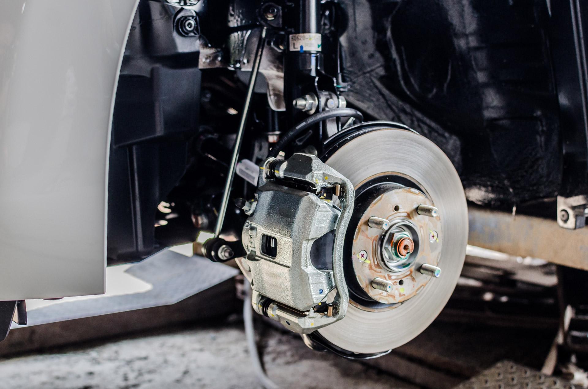 Fluid Exchange Service Covina Auto Repair Shop