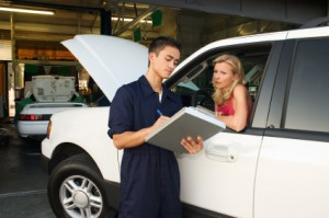 Vehicle Maintenance by Johnnys Auto Service for Covina Customer