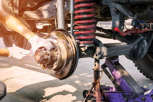 Auto Repair - Wheel Alignment