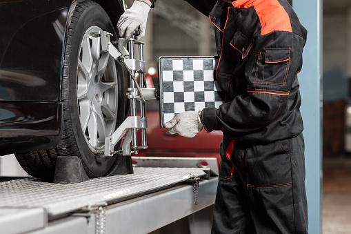 Wheel Alignment - Auto Repair Shop