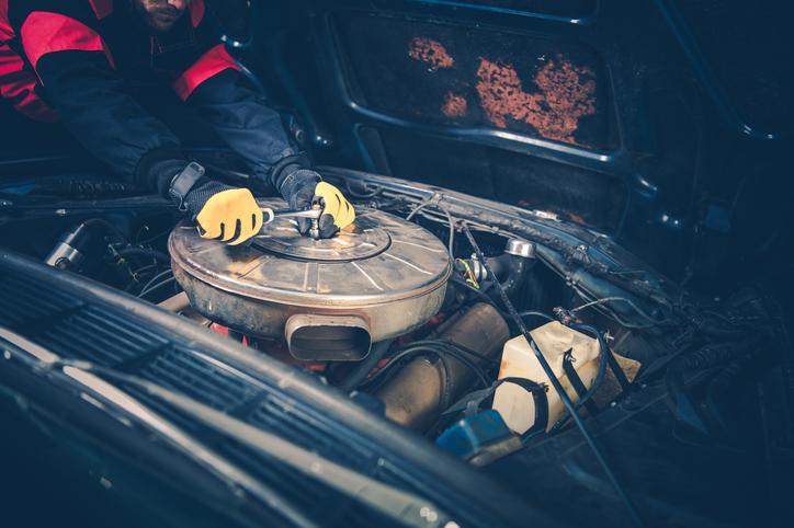 Classic Car Repair Covina