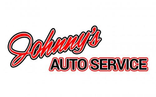 fi johnnys auto service logo